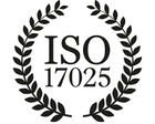 What does ISO 17025:2017 require for laboratory equipment and r