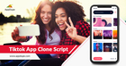 Blend fun with success using the leading edge TikTok Clone solu
